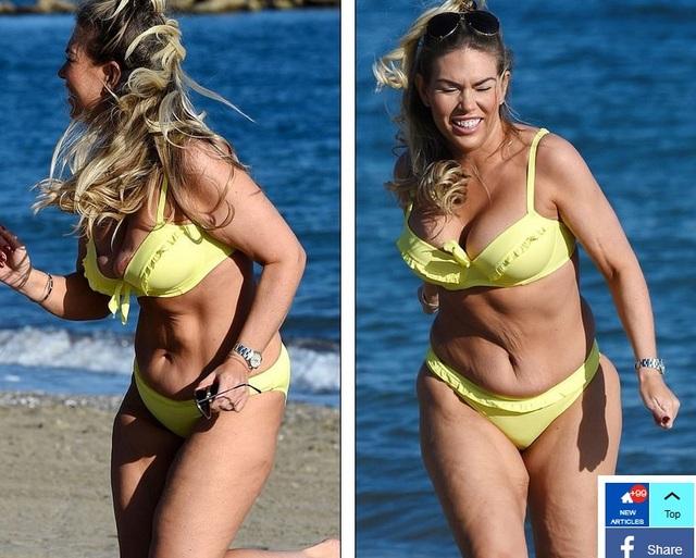 Frankie Essex từng chia sẻ, cô từng ăn uống để giúp quên đi nỗi buồn chia tay bạn trai và đó là lý do cô tăng cân. Hiện tại người đẹp đang cố gắng sống lành mạnh và khoa học hơn.