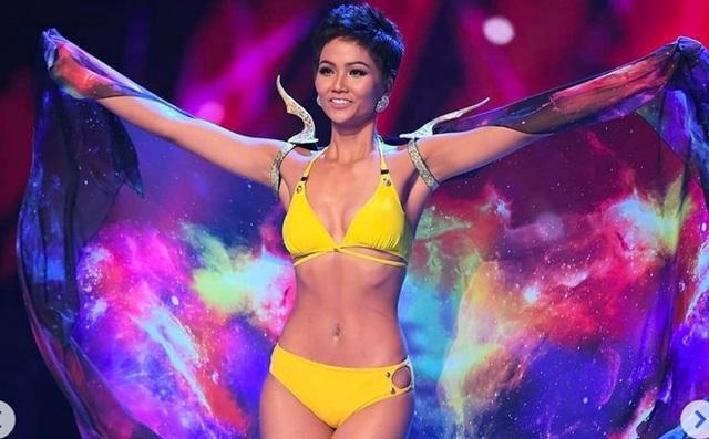 H'Hen Niê được viết riêng ca khúc ý nghĩa khi lọt Top 5 Hoa hậu Hoàn vũ - 5