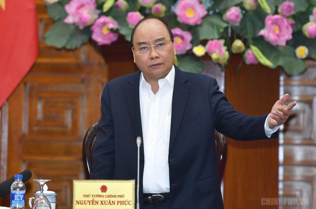 Thủ tướng: Không đặt vấn đề về cải cách tư pháp, phòng chống tham nhũng, lãng phí, tiêu cực thì không thể thành công trong phát triển.