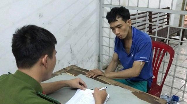 Thái tại cơ quan điều tra