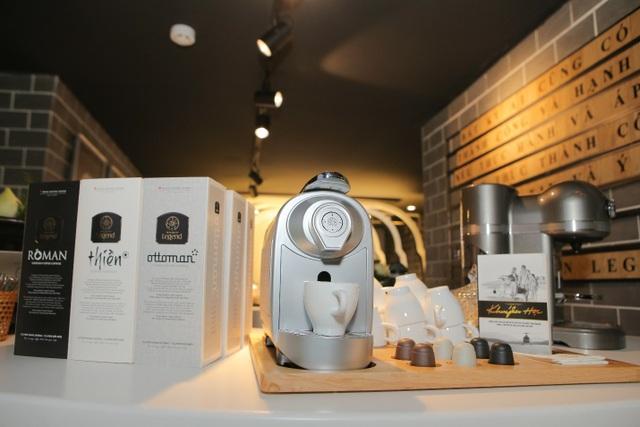 Trung Nguyên Legend Capsule và dòng máy LegendEra – đại diện mới của cà phê Việt Nam trên thị trường cà phê phân khúc cao cấp