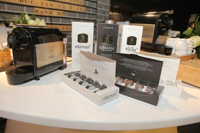 Trung Nguyên Legend Capsule là một trong những sản phẩm viên nén cà phê rang xay có khả năng bảo quản độc lập và thân thiện môi trường