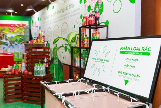 Các hoạt động bảo vệ môi trường được Coca-Cola ưu tiên thực hiện trong suốt những năm qua.