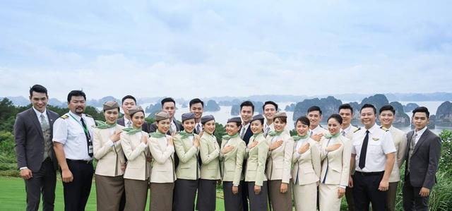 Tiếp viên Bamboo Airways đã sẵn sàng cho ngày cất cánh