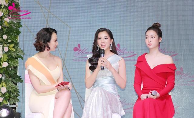 """Nữ doanh nhân xinh đẹp """"đọ dáng"""" cùng dàn Hoa hậu, Á hậu Việt Nam - 3"""