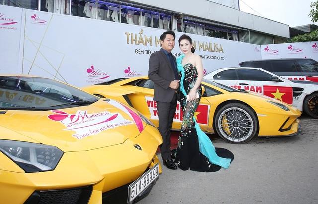 Vợ chồng doanh Nhân Phan Thị Mai – Hoàng Kim Khánh.