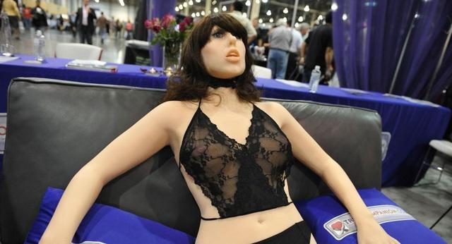 Mặt của các robot tình dục sẽ được tạo ra trên máy in 3D - Ảnh 1.