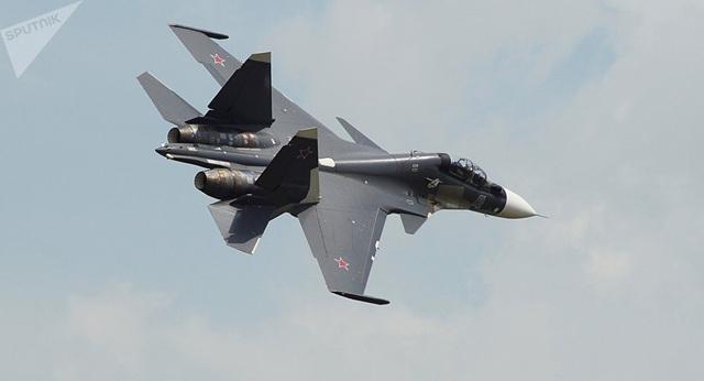 Máy bay Su-30 của Nga (Ảnh: Sputnik)