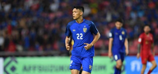 Supachai cũng là cầu thủ để lại nhiều dấu ấn cùng đội tuyển Thái Lan tại AFF Cup 2018