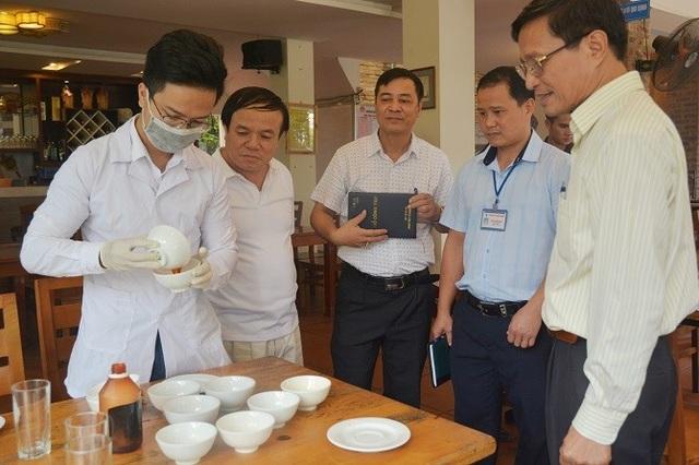 Hà Nội: Phạt tiền trăm triệu vi phạm quy định về an toàn thực phẩm - 1