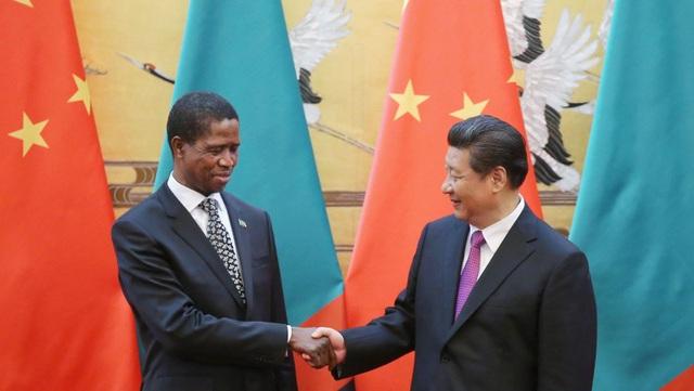 Tổng thống Lungu cho rằng những bình luận của ông không có ý xúc phạm Trung Quốc. (Nguồn: Quartz Africa)