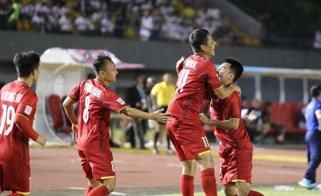 Đội tuyển Việt Nam đang sở hữu lứa cầu thủ vô cùng triển vọng