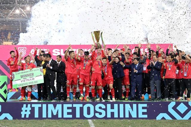Giấc mộng 10 năm của bóng đá Việt Nam cùng thế hệ tài đức vẹn toàn - 1
