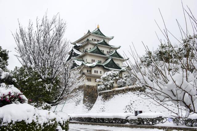 Nhật Bản đầy quyến rũ những ngày vào đông