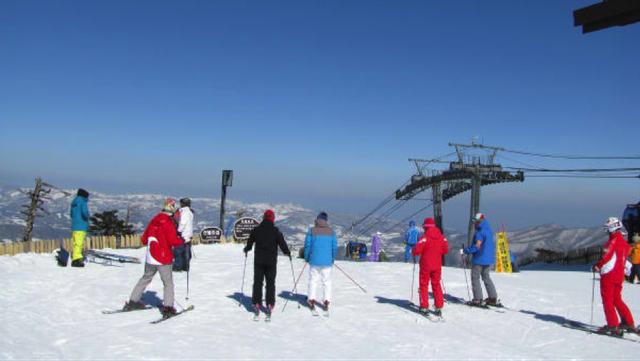 Trượt tuyết là một trong những môn thể thao phổ biến tại Nhật Bản mỗi độ đông về (Nguồn: CNN Travel)