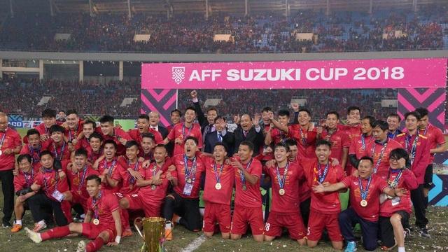 Đội tuyển Việt Nam vẫn xếp hạng 100 thế giới