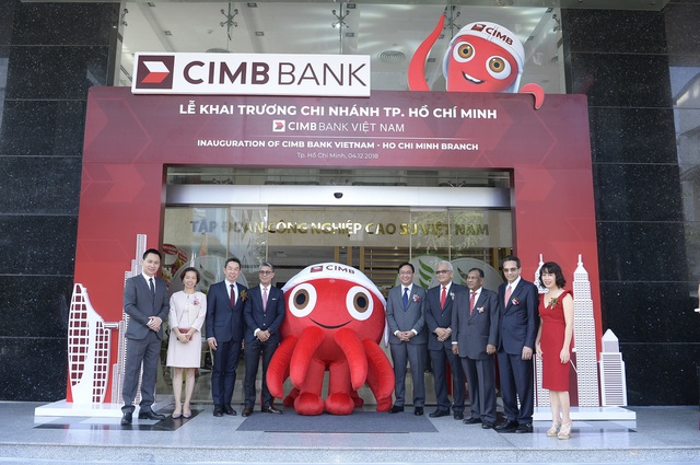Lợi thế cạnh tranh của ngân hàng 100% vốn nước ngoài như CIMB tại Việt Nam - 2