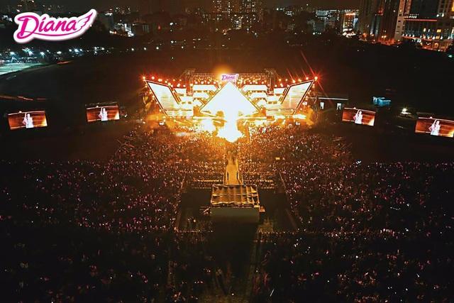 50.000 fan Việt 'cháy' hết mình cùng BTOB và EXID - 4