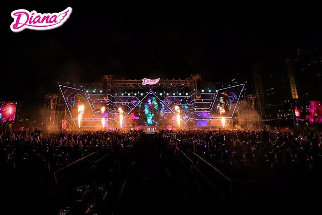 50.000 fan Việt 'cháy' hết mình cùng BTOB và EXID - 8