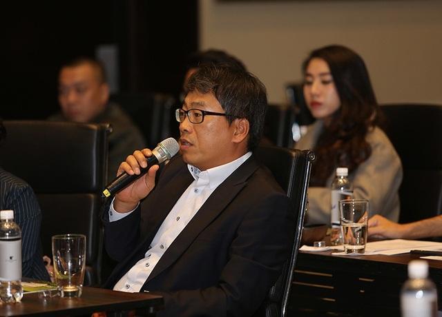 Ông Ryu Kilsang, Giám đốc truyền thông Samsung Việt Nam