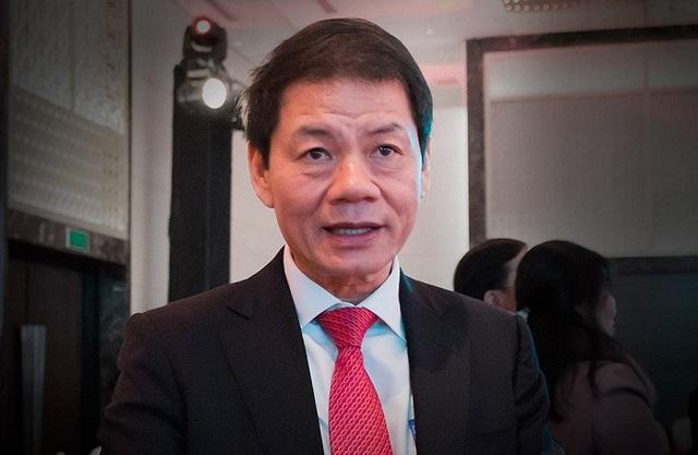 Ông Trần Bá Dương, Chủ tịch của Thaco Group