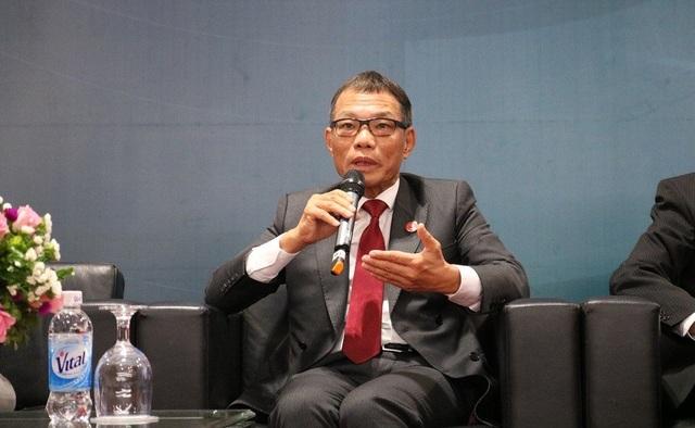Ông Võ Quang Huệ, Phó Tổng Giám đốc Tập đoàn Vingroup