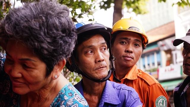 Mỗi chiều chủ nhật, ngôi nhà trên đường Nguyễn Công Trứ này lại là địa chỉ tìm đến của người dân lao động