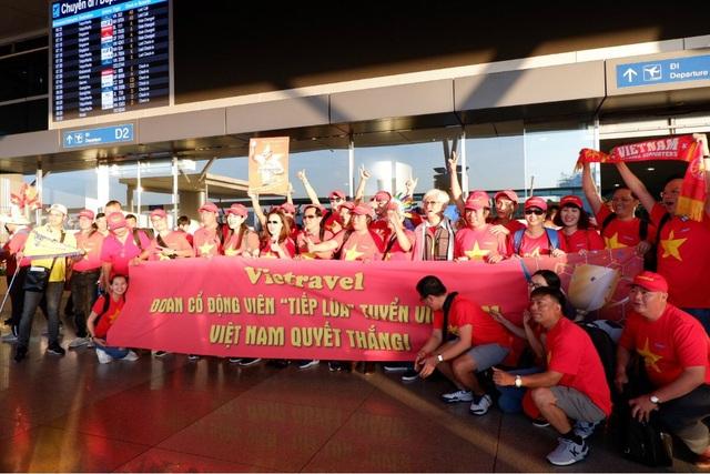 Tuyển Việt Nam sẽ có chuyến làm khách tại Philippines vào ngày 2/12. Đến ngày 6/12, thầy trò HLV Park Hang-seo sẽ tiếp đón đối thủ trong trận bán kết lượt về. Nếu vượt qua Philippines, đây sẽ là trận chung kết AFF Cup thứ 2 của bóng đá Việt Nam sau 10 năm.