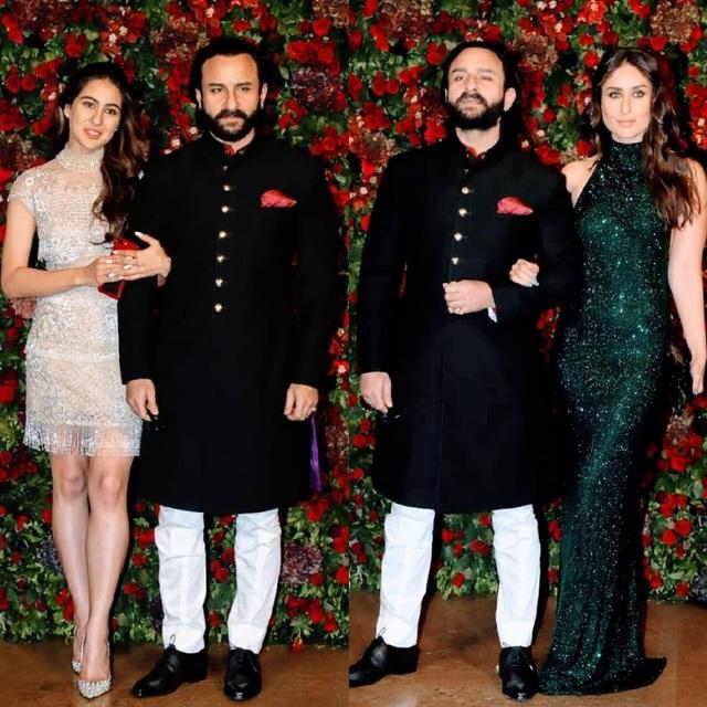Kareena Kapoor và gia đình