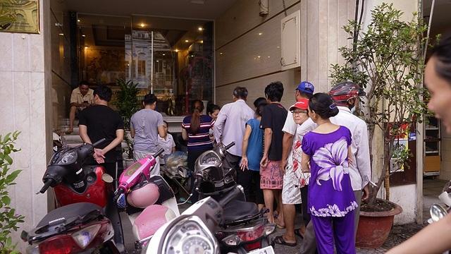 Đây là việc làm xuất phát từ thiện tậm của hộ bà Nguyễn Thị Phượng