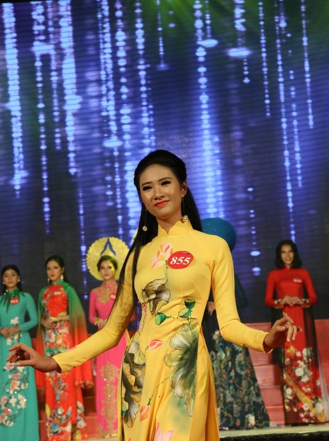 15 nữ sinh phía Nam lọt vào chung kết Hoa khôi Sinh viên Việt Nam - 2