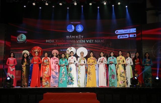 15 người đẹp nổi bật nhất đêm qua được chọn thi tiếp vòng chung kết xếp hạng sẽ diễn ra tại Đà Nẵng