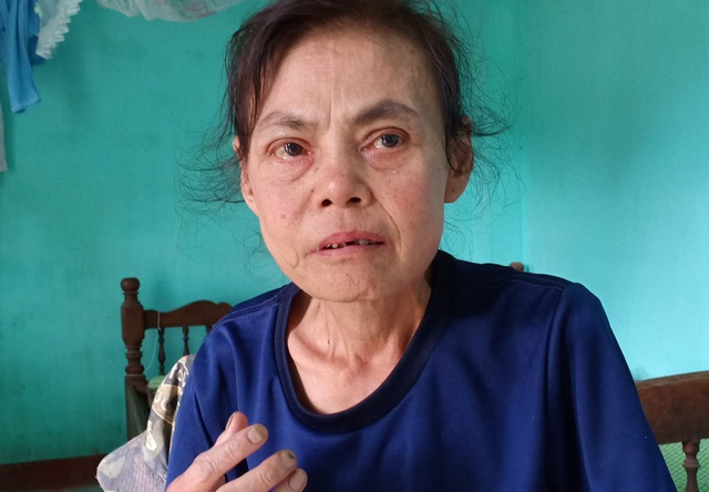 Cùng cực mẹ già mang bệnh sắp chết vẫn chăm con bại não từng ngày - 4