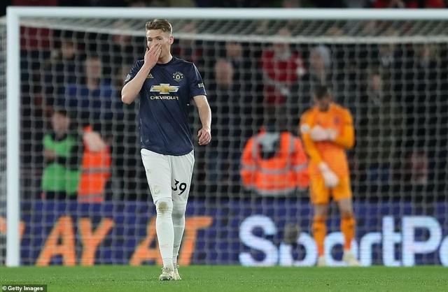 Man Utd quá tệ hai trong thời gian gần đây, ba trận gần nhất họ không thắng ở Premier Leauge