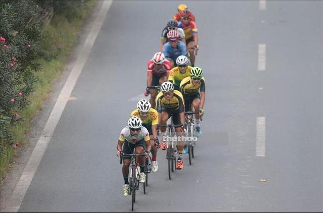 TPHCM chiếm ưu thế trong môn xe đạp
