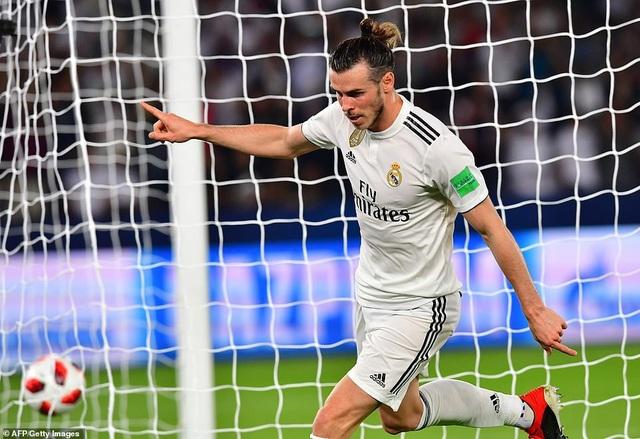 Bale trở thành người hùng giúp Real Madrid giải quyết bế tắc