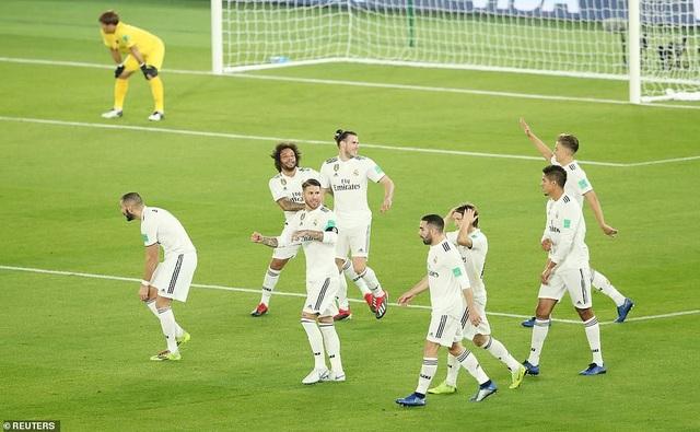 Real Madrid sẽ gặp đại diện UAE, Al Ain ở trận chung kết