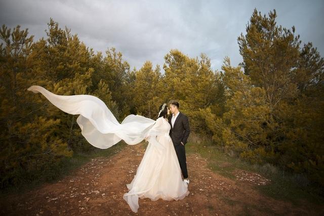 Ngắm bộ ảnh cưới siêu lãng mạn, đầu tư công phu ở trời tây - 26
