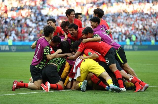 Hàn Quốc mang đội hình khủng dự Asian Cup 2019 - Ảnh 1.