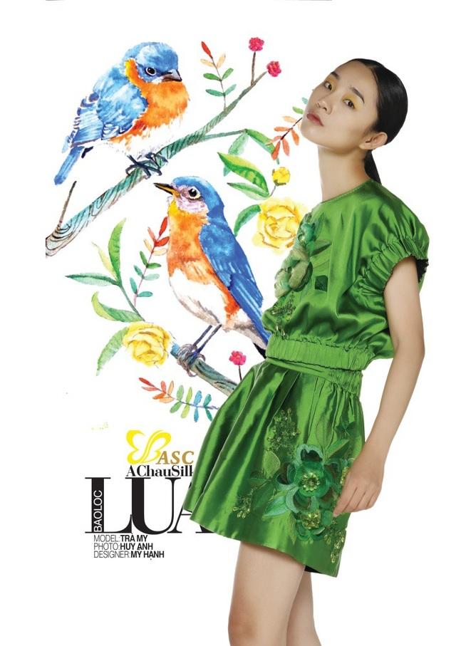 15 Nhà thiết kế Việt Nam cùng dàn người mẫu đình đám mừng 125 năm Đà Lạt - 24