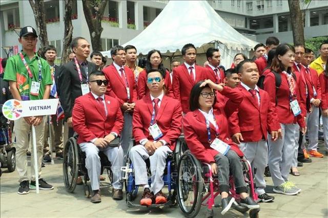 Đoàn Việt Nam giành 8 HCV, 8 HCB và 24 HCĐ ở Asian Para Games 2018