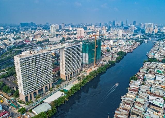 Diamond Lotus Riverside – Xứng đáng là biểu tượng xanh giữa lòng thành phố - Ảnh 1.