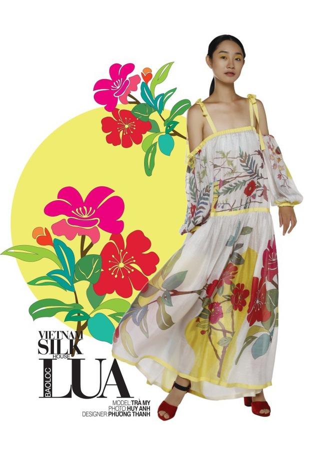 15 Nhà thiết kế Việt Nam cùng dàn người mẫu đình đám mừng 125 năm Đà Lạt - 10