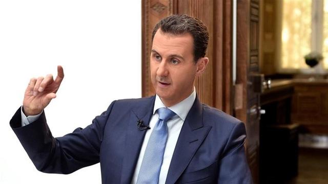 Tổng thống Syria Bashar al-Assad (Ảnh: Sputnik)