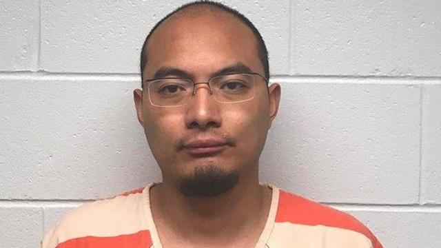 Xu Yanjun sau khi bị bắt. (Ảnh: SCMP)