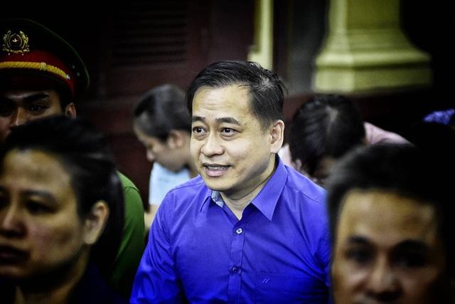 Bị cáo Phan Văn Anh Vũ
