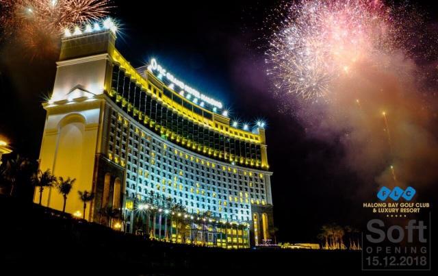 FLC Grand Hotel Halong đang nhận được rất nhiều sự quan tâm của các nhà đầu tư