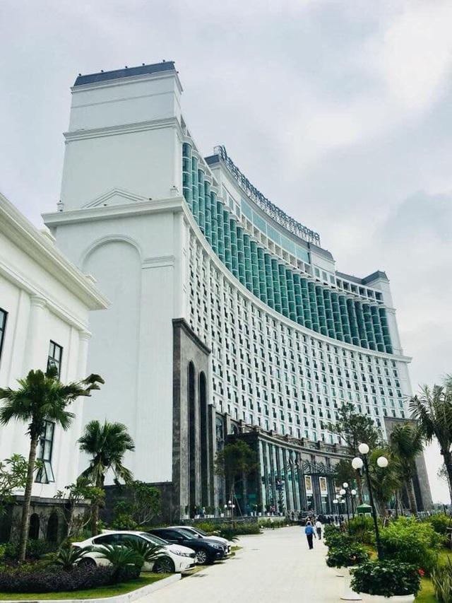 FLC Grand Hotel Halong sở hữu tầm nhìn đắt giá tại Hạ Long