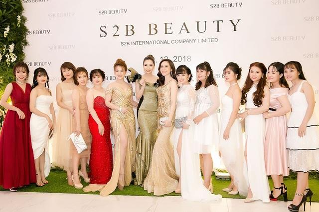 S2B Beauty tổ chức đại nhạc hội vinh danh các đại lý xuất sắc - Ảnh 4.
