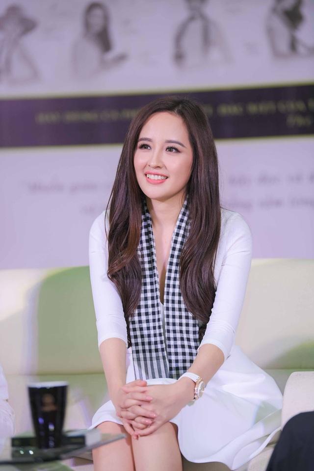 Nhan sắc của Mai Phương Thúy sau 12 năm đăng quang Hoa hậu Việt Nam.